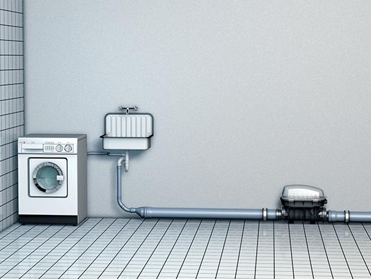 Wirksamer Schutz vor Wasser in den Kellerräumen